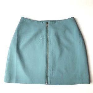 Forever 21 mini skirt in light blue size S